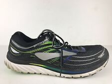 d20fcd8baea36 Brooks Glycerin 15 Men s Running Shoe Black Brooks Blue Green Size US ...