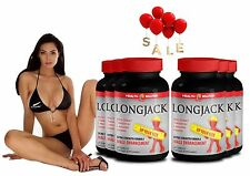 Tongkat Ali Health - Ginseng Capsules - LONGJACK UP YOUR SIZE 6 Bottles