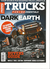 PASMAG PERFORMANCE AUTO & SOUND MAGAZINE, TRUCKS TUNNING ESSENTIALS, ISSUE, 2016