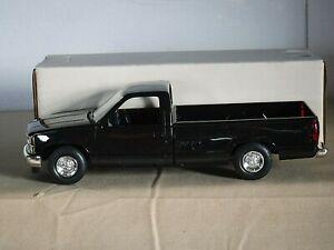 ERTL Promo 1990 Chevrolet Silverado C-1500 (Onyx Black) Pickup 6035 NRFB (PC-31)