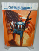 Ultimate Comics Captain America Premier Marvel Comics HC Hard Cover New Sealed