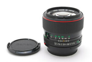 【MINT+++】 Canon FD 50mm f/1.2 L MF Standard Lens From JAPAN