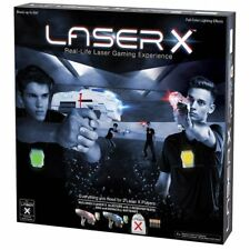 Laser X 2 Player Set with Storage Bag, Real-Life Laser Gaming, NO TAX