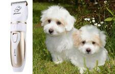 Tondeuse Canine PRO Professionnelle Sans Fil Pour COTON DE TULEAR Chien Tondre