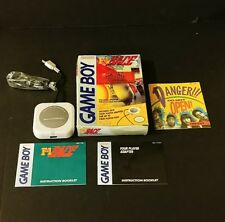 F1 Race Big Box With Nintendo Game Boy GameBoy Adapter NO GAME
