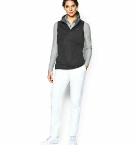 NEW Under Armour $69 Links Golf Pants 1272344-100 White Women's Size 0
