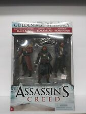 McFarlane Toys Assassins Creed Golden Age of Piracy Pirate 3 Pack