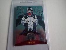 2017 Upper Deck Fleer Ultra Spider-Man Marvel Metal Venom MM-23
