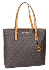 Michael Kors Handbag Morgan Tote Embossed Logo Saffiano Leather Bag 100% Authent