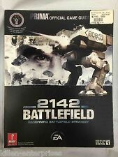 Battlefield 2142 Prima Official Game Strategy Guide 2006