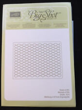 Stampin' Up FANCY FAN Textured Impressions Embossing Folder