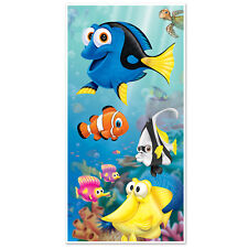 UNDER THE SEA DOOR COVER / WALL POSTER PARTY DECORATION