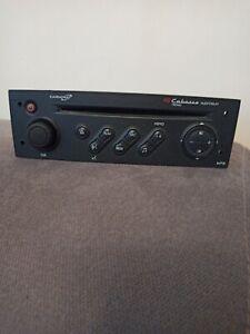 AUTORADIO CD MP3 RENAULT GPS NAVIGATION CABASSE CARMINAT MEGANE 2  CC.