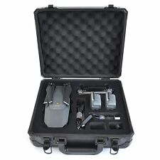 Aluminum Waterproof Backpack Carrying Bag Hard Case For RC DJI Mavic Pro Drone