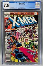 Uncanny X-Men 110 CGC 7.5 (NEWSSTAND EDITION)