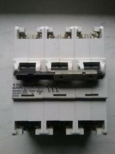 ABB Hauptsicherungsautomat S 703 63A