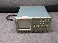 Tektronix 2445b 4 Channel 200mhz Analog Oscilloscope Tested Amp Working