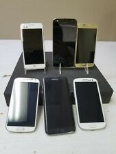 New listing Lot of 6 Assorted Smartphones Mixed Brands/Models As-Is for Parts or Repair
