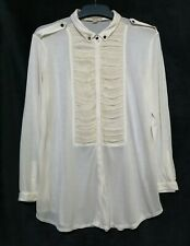 Burberry modal  silk longsleeves top