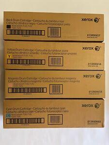Xerox Wc 7120/7220 Drum Set CMYK Part Number:013R00657/58/59/60