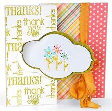 Sizzix Decorative Flip-Its Card #658839 Movers L Base die Retail 29.99 SO FUN!