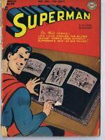 Superman #49 ORIGINAL Vintage 1949 DC Comics Golden Age