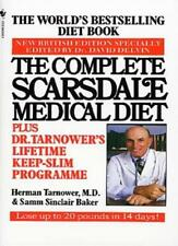 The Complete Scarsdale Medical Diet Plus Dr. Tarnower's Lifetime Keep-Slim Pro,
