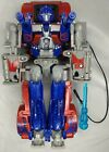 2006 Transformers Optimus Prime Fast Action Battlers 6\