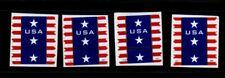 US #4157 PNC V111,V222,V333 & 4158 S111 Used Plate Singles (8719)