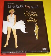 LA TENTACION VIVE ARRIBA The Seven Year Itch - español, english, Deutsch -Precin