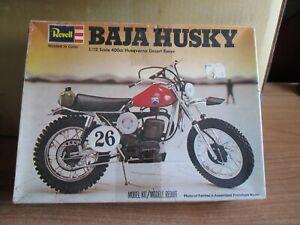 vintage revell 1/12  baja husky  400    1976   H 1511