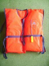 Gilet de sauvetage/Brassière de sécurité de marque STORM pour adulte + 55 kg