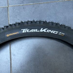"Continental Trail King MTB Tyre 2.4"" x 26"" Enduro DH Freeride 2.4 Inch x 26 Inch"