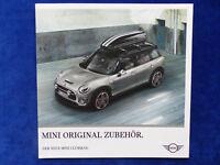 Mini Clubman - Zubehör MJ 2016 - Prospekt Brochure 10.2015