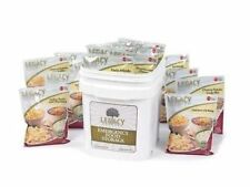 Legacy Gluten Free Long Term Food Storage Meals 360 Servings Meal Bucket