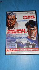 DVD GRAN JUGADA EN LA COSTA AZUL (MELODIE EN SOULS-SOL)