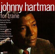 Johnny Hartman - For Trane (CD, 1995, Blue Note) - LIKE NEW