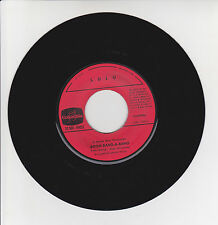 "LULU Vinyl 45T 7"" BOOM BANG A BANG Eurovision 1969 MARCH - COLUMBIA 04053"