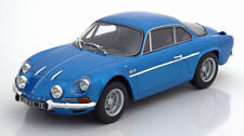 Norev  1971 Renault Alpine A110 1600S Blue metallic 1/18 Scale New Release!