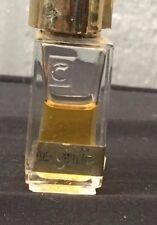 Carven Ma Griffe Parfum Miniature Bottle Vintage Paris .25 Oz 60% Full Fragrance
