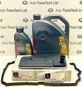 genuine mercedes c class amg c63 722.9 7 speed automatic gearbox oil 6L kit