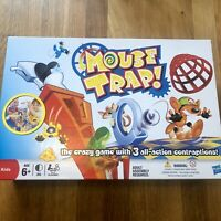 Mouse Trap Board Game Hasbro 2011 Fully Complete