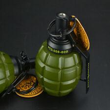 Grenade Shaped NEW DUMMY AIRSOFT Soviet F1 Grenade Windproof Cigarette Lighter