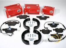 Para BMW serie 4 1 3 DELANTERO FRENO BREMBO Genuino Almohadillas Pad Plus Sensor de alambre