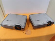 Hitachi CP-S318 multimedia mobile lcd projector, (2 Projectors one lot).