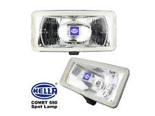 New Brand 2 Hella 550 Comet 12v H3 Fog/Driving Lights For Range Rover ,4x4 ,Jeep