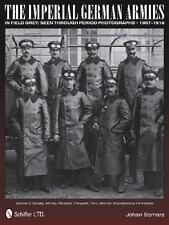 Book - Imperial German Armies in Field Grey Seen Through Photographs Vol 3