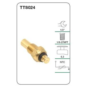 Tridon Engine Temp Switch TTS024 fits Daewoo Matiz 0.8