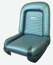 Falcon Convertible Interior Kit 1963 - Upholstery, Carpet, Door Panels & More!