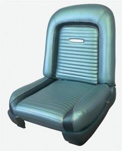 Falcon Convertible Interior Kit 1963 - Upholstery, Carpet, Door Panels & More!